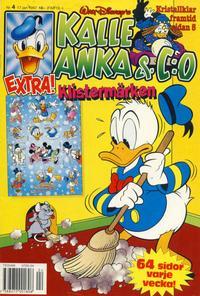 Cover Thumbnail for Kalle Anka & C:o (Serieförlaget [1980-talet], 1992 series) #4/1997