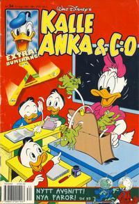 Cover Thumbnail for Kalle Anka & C:o (Serieförlaget [1980-talet], 1992 series) #34/1997