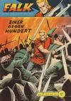 Cover for Falk, Ritter ohne Furcht und Tadel (Lehning, 1963 series) #7