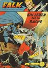 Cover for Falk, Ritter ohne Furcht und Tadel (Lehning, 1963 series) #21
