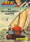 Cover for Falk, Ritter ohne Furcht und Tadel (Lehning, 1963 series) #25