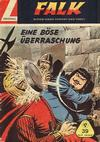 Cover for Falk, Ritter ohne Furcht und Tadel (Lehning, 1963 series) #39