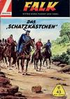 Cover for Falk, Ritter ohne Furcht und Tadel (Lehning, 1963 series) #43