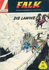 Cover for Falk, Ritter ohne Furcht und Tadel (Lehning, 1963 series) #49