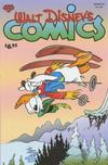 Cover for Walt Disney's Comics and Stories (Gemstone, 2003 series) #666