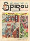 Cover for Le Journal de Spirou (Dupuis, 1938 series) #27/1938