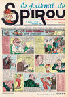 Cover for Le Journal de Spirou (Dupuis, 1938 series) #29/1938