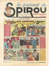 Cover for Le Journal de Spirou (Dupuis, 1938 series) #33/1938
