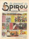 Cover for Le Journal de Spirou (Dupuis, 1938 series) #35/1938