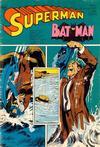 Cover for Superman (Egmont Ehapa, 1966 series) #1/1970