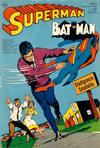 Cover for Superman (Egmont Ehapa, 1966 series) #3/1970