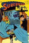 Cover for Superman (Egmont Ehapa, 1966 series) #6/1970