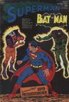Cover for Superman (Egmont Ehapa, 1966 series) #8/1970
