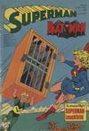 Cover for Superman (Egmont Ehapa, 1966 series) #9/1970