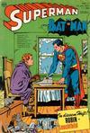 Cover for Superman (Egmont Ehapa, 1966 series) #12/1970