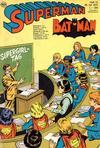 Cover for Superman (Egmont Ehapa, 1966 series) #15/1970
