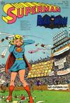 Cover for Superman (Egmont Ehapa, 1966 series) #22/1970
