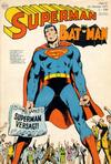 Cover for Superman (Egmont Ehapa, 1966 series) #21/1971