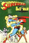 Cover for Superman (Egmont Ehapa, 1966 series) #3/1972
