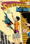 Cover for Superman (Egmont Ehapa, 1966 series) #12/1972