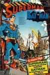 Cover for Superman (Egmont Ehapa, 1966 series) #9/1974