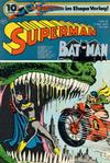 Cover for Superman (Egmont Ehapa, 1966 series) #10/1976
