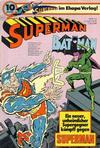 Cover for Superman (Egmont Ehapa, 1966 series) #14/1976