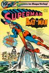 Cover for Superman (Egmont Ehapa, 1966 series) #16/1976