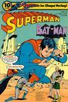 Cover for Superman (Egmont Ehapa, 1966 series) #19/1976
