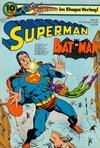 Cover for Superman (Egmont Ehapa, 1966 series) #22/1976