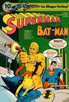 Cover for Superman (Egmont Ehapa, 1966 series) #23/1976