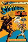 Cover for Superman (Egmont Ehapa, 1966 series) #25/1976