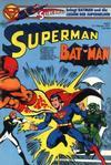 Cover for Superman (Egmont Ehapa, 1966 series) #4/1977