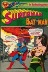 Cover for Superman (Egmont Ehapa, 1966 series) #5/1977