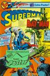 Cover for Superman (Egmont Ehapa, 1966 series) #10/1977