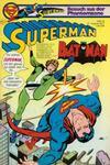Cover for Superman (Egmont Ehapa, 1966 series) #18/1977