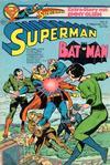 Cover for Superman (Egmont Ehapa, 1966 series) #19/1977