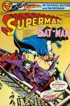Cover for Superman (Egmont Ehapa, 1966 series) #20/1977