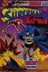 Cover for Superman (Egmont Ehapa, 1966 series) #22/1977