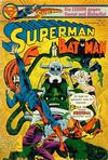 Cover for Superman (Egmont Ehapa, 1966 series) #24/1977