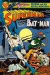 Cover for Superman (Egmont Ehapa, 1966 series) #25/1977