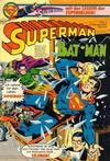 Cover for Superman (Egmont Ehapa, 1966 series) #4/1978