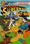 Cover for Superman (Egmont Ehapa, 1966 series) #7/1978