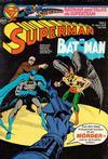 Cover for Superman (Egmont Ehapa, 1966 series) #9/1978