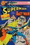 Cover for Superman (Egmont Ehapa, 1966 series) #20/1978