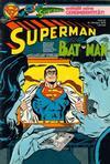 Cover for Superman (Egmont Ehapa, 1966 series) #22/1978