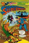 Cover for Superman (Egmont Ehapa, 1966 series) #23/1978