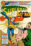 Cover for Superman (Egmont Ehapa, 1966 series) #24/1978