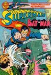 Cover for Superman (Egmont Ehapa, 1966 series) #9/1979