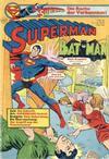 Cover for Superman (Egmont Ehapa, 1966 series) #15/1979